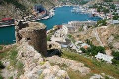 Bay City Royaltyfri Bild