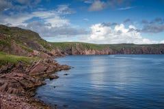 Bay de Verde Imagen de archivo