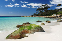 Bay of Fires Royalty Free Stock Photography