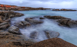 Bay of Fires Royalty Free Stock Images