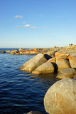Bay of Fires, Tasmania, Australia Royalty Free Stock Images