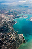 Bay from height Stock Image