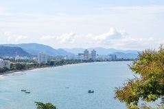 Bay for holiday destination. In asia Stock Photos