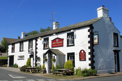The Bay Horse village pub Arkholme Lancashire UK Stock Photo