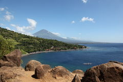 Bay In The Village Of Amed Royalty Free Stock Photography