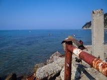Bay Inal Royalty Free Stock Image