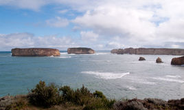 Bay of Islands Coastal Park Stock Photography