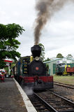 Bay of Islands Vintage Railway Kawakawa NZ Royalty Free Stock Image