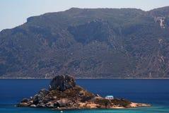 Bay of Kefalos Royalty Free Stock Photography