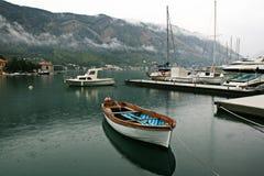 The Bay of Kotor Stock Photos