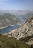 Bay of Kotor Stock Photos