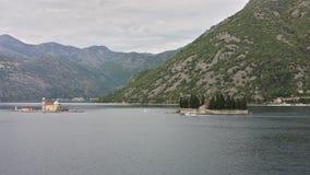 Bay of Kotor, Montenegro Stock Images