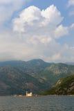 Bay of Kotor near Perast city. Montenegro stock images