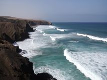 Bay of La Pared stock video