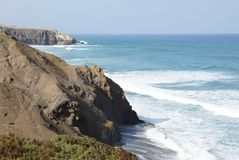 Bay of La Pared Stock Photography