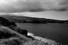 Bay Landscape maui Stock Images