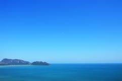 Bay landscape royalty free stock photos