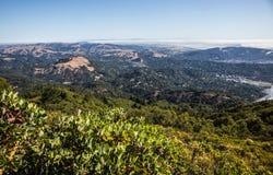 The Bay - Marin County - San Francisco Royalty Free Stock Photos