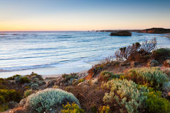 Bay of Martyrs, Great Ocean Road Stock Photography