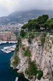 Bay in Monaco Stock Image