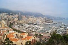 Bay Monaco Royalty Free Stock Photo