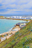 Bay in Monastir, Tunisia Stock Photography