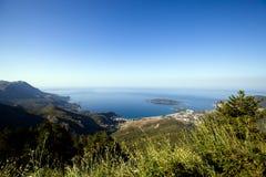 Bay. Montenegro Stock Photo