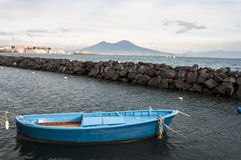 Bay of Naples Royalty Free Stock Photo