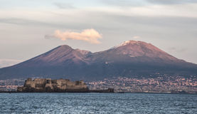 Bay of Naples Stock Photo