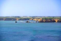 Bay Of Islands & Mainland View Stock Photos