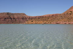Free Bay Of La Paz, Baja Royalty Free Stock Image - 13769136