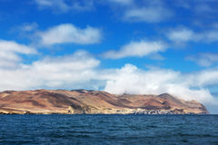 Bay of the Pacific Ocean Stock Photography