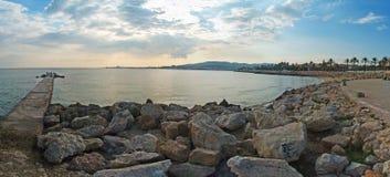 Bay in Palma, Majorca Stock Image