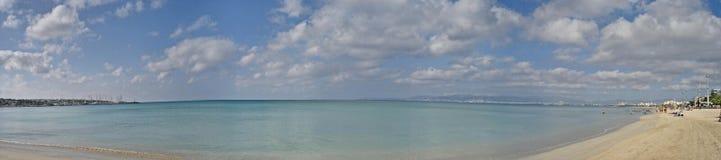 Bay of Palma on Majorca Stock Photography