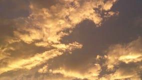 Bay Park, Crystal河佛罗里达Sunsets75国王 图库摄影