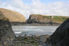 Bay, Pembrokeshire Royalty Free Stock Photo