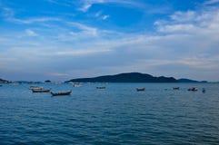 Bay@ Phuket Tailândia 2010 de Chalong Imagens de Stock
