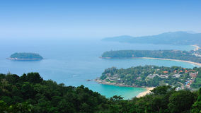 Bay in Phuket, Thailand Royalty Free Stock Photo
