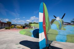 The Bay of Pigs Museum in Playa Giron, Cuba Stock Photography