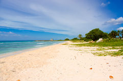The Bay of Pigs, playa Giron, Cuba royalty free stock photography