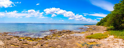 The Bay of Pigs, playa Giron, Cuba Royalty Free Stock Images
