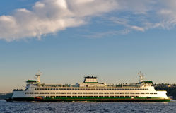 bay prom Tacoma Fotografia Stock