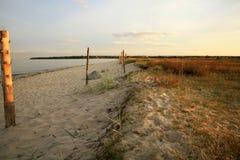 Bay of Puck – Baltic sea – Poland. Stock Photos