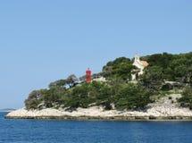 Bay of rogoznica in Croatia Stock Images