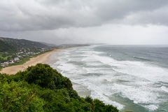 Bay of Sedgefield in South Africa. Bay of Sedgefield, South Africa Royalty Free Stock Photo