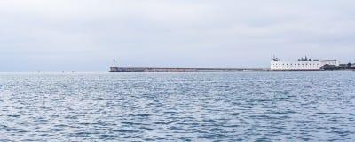 Bay of Sevastopol Stock Photography