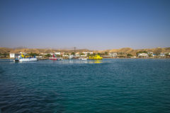 From the bay in sharm el sheikh Stock Images
