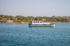 From the bay in sharm el sheikh Royalty Free Stock Photography