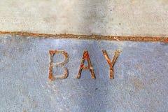 Bay Royalty Free Stock Photos