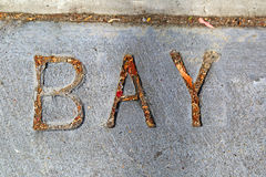 Bay Royalty Free Stock Image